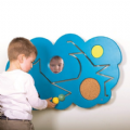 Pre Writing Tactile Cloud,Sensory Wall panel equipment, Special needs equipment, Sensory room equipment, developmental environment setting, wall activity panels, wall hanging activities, sen learning, sensory education, special educational needs,